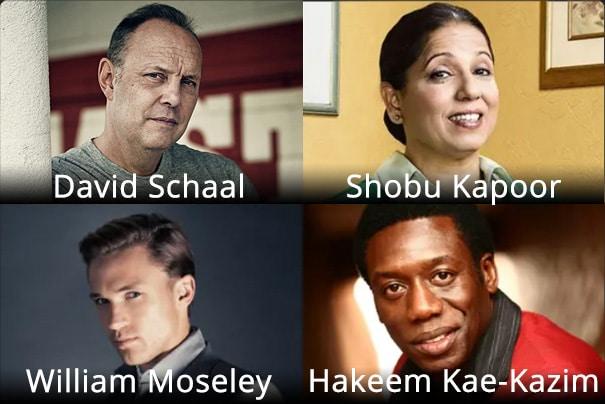 Actors Gym Coaches